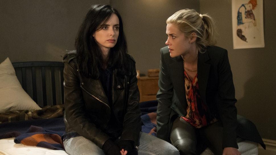 Jessica és Trish