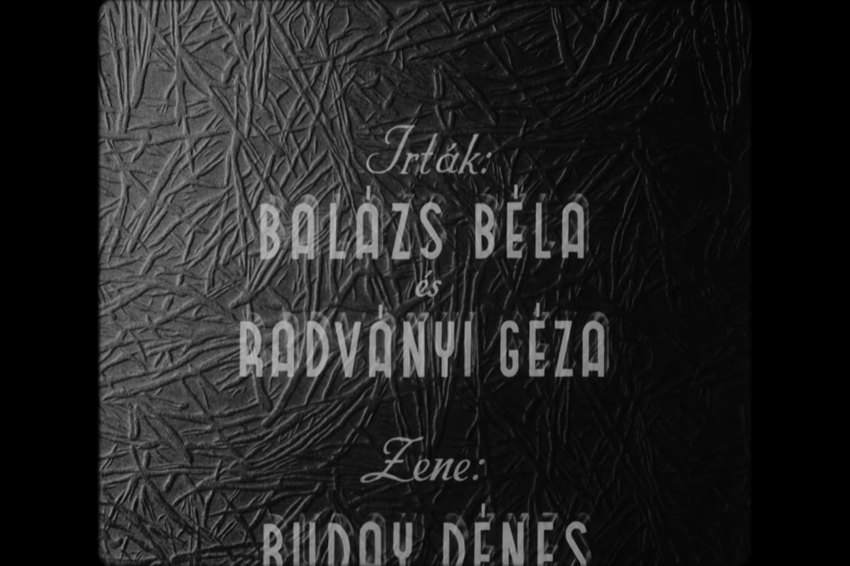 Balázs a Valahol Európában (Radványi Géza, 1948) című film stáblistáján