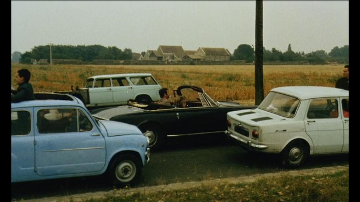 <em>Weekend</em> (Jean-Luc Godard, 1967)