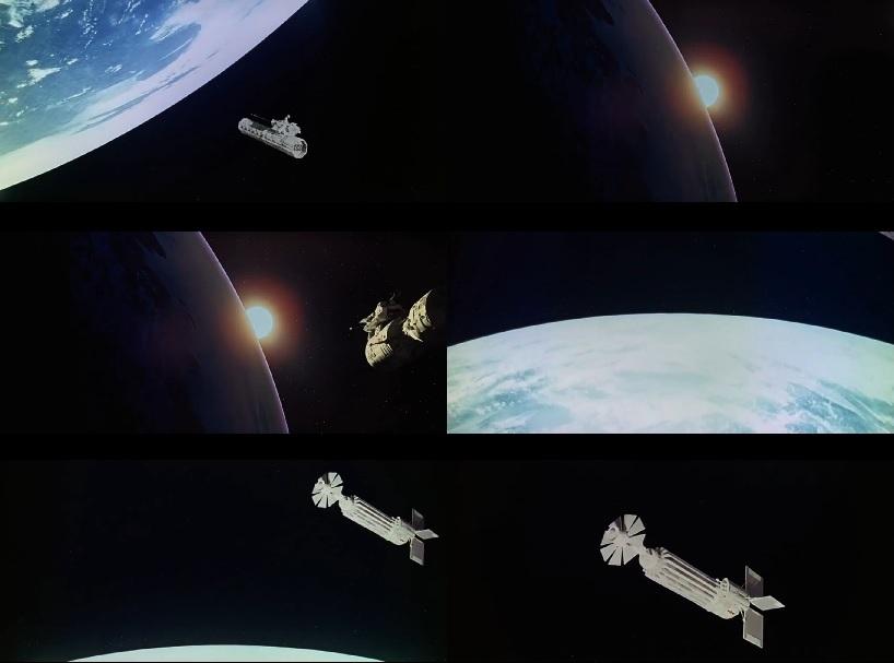 <em>2001: Űrodüsszeia</em> (2001: A Space Odyssey. Stanley Kubrick, 1968)