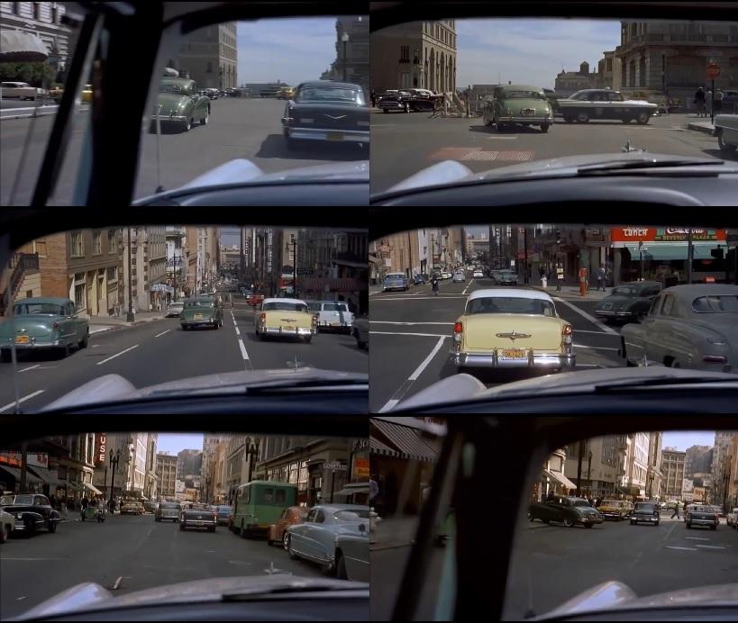 <em>Szédülés</em> (Vertigo. Alfred Hitchcock, 1958)