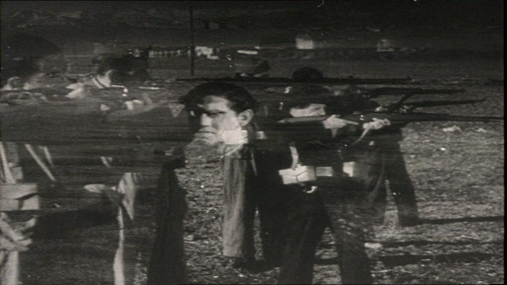 <em> Vörös és fekete </em> (Rojo y negro. Carlos Arévalo, 1942)