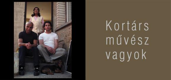 Raatzsch André: Kortárs művész vagyok.  2011 c-print. Fotó: Nihad Nino Pusija.