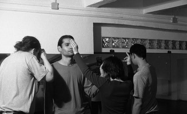 Újraírható Képek (rewritable pictures). Workshop és kiállítás, 2010. Fotó: Szegedy-Maszák Zoltán