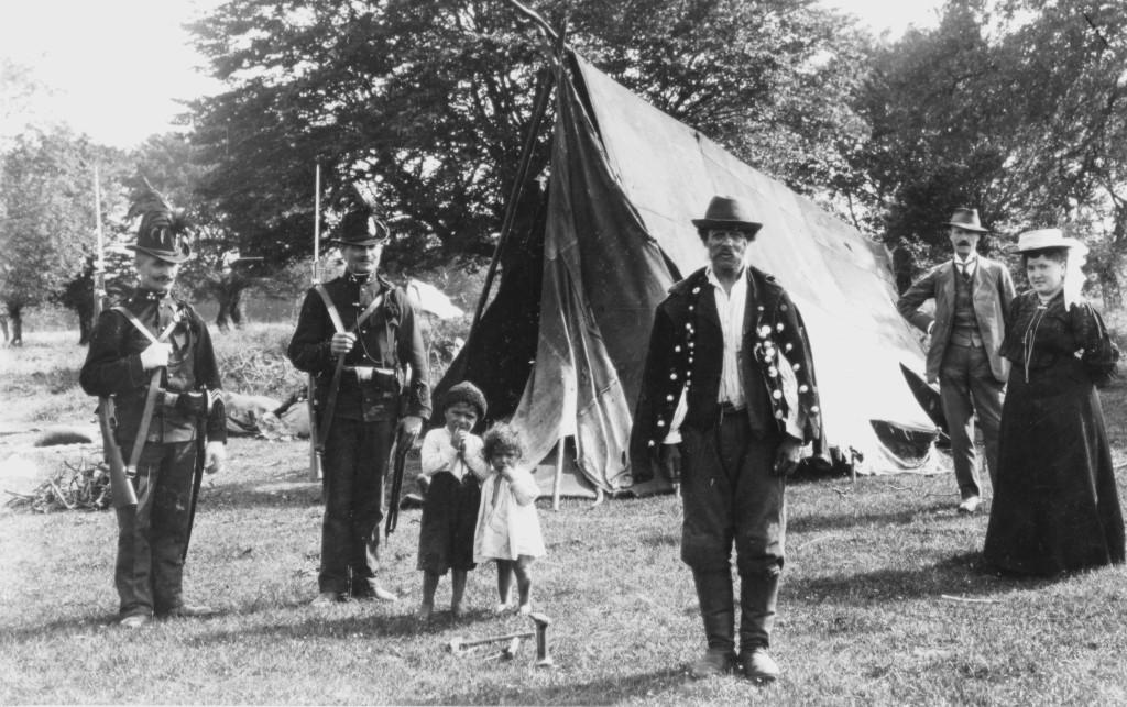 Zsid, 1909. Sági János felvétele. Forrás: Néprajzi Múzeum