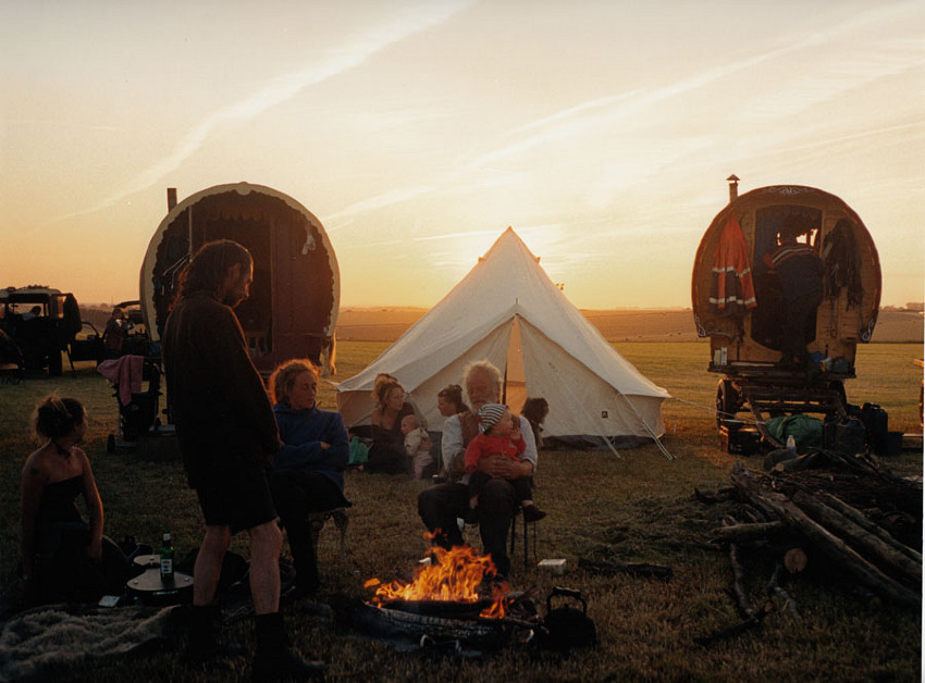 The New Gypsies, Iain McKell, 2011.