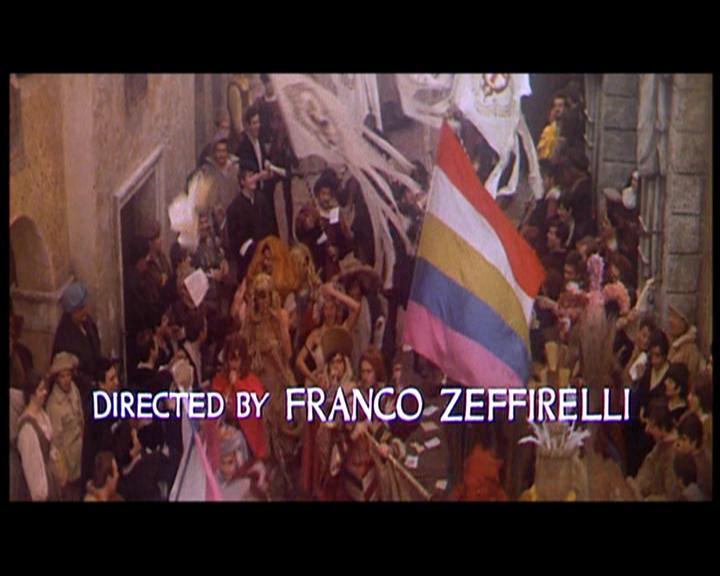 Zeffirelli Olaszországa: egyszerre piactér, karnevál és templomi menet. <em>A makrancos hölgy</em>(<em>The Taming of the Shrew</em>. Franco Zeffirelli, 1967)