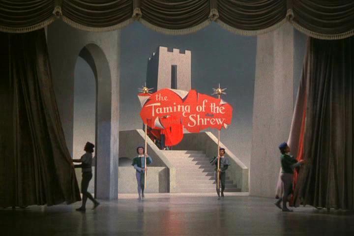 Színház a színházban. <em>Kiss Me Kate</em> (<em>Csókolj meg, Katám!</em> George Sidney, 1953)