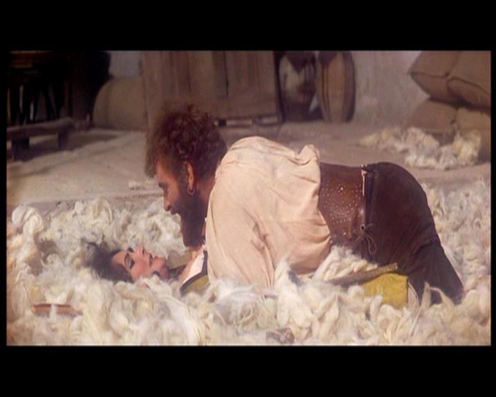 Zeffirelli után szabadon - a testi fenyítés helyét játék vette át. <em>A makrancos hölgy</em> (<em>The Taming of the Shrew</em>. Franco Zeffirelli, 1967)