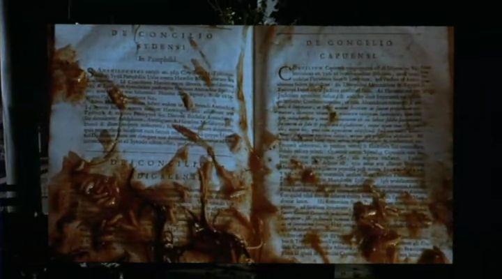 Kalibán könyve. <em>Prospero könyvei</em> (<em>Prospero's Books</em>. Peter Greenaway, 1991)