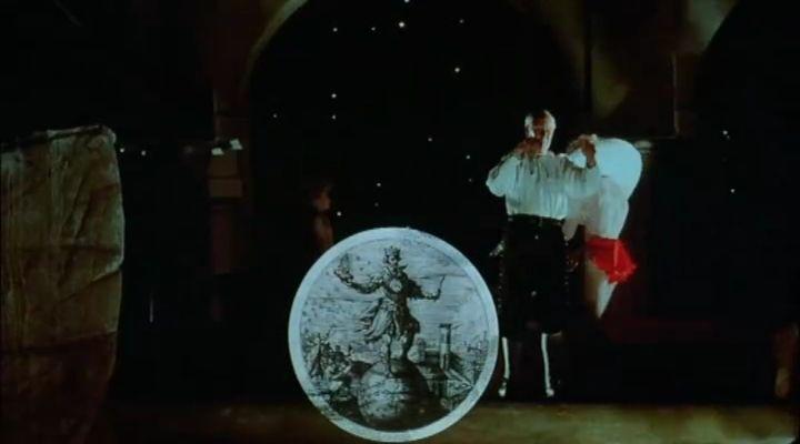 Shakespeare és Prospero egyek. <em>Prospero könyvei</em> (<em>Prospero's Books</em>. Peter Greenaway, 1991)