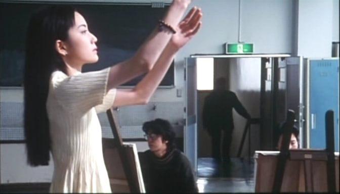 Kimiko bábszerűsége. <em>Rögeszme</em> (<em>Tsumetai chi</em>. Aoyama Shinji, 1997)