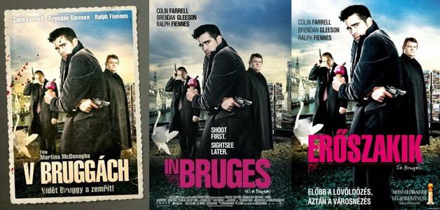 <em>Erőszakik</em> (<em>In Bruges</em>. Martin McDonagh, 2008)
