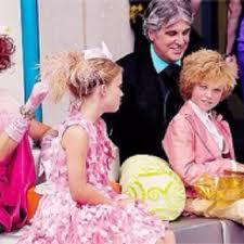 Gyermekek a Kapitóliumban.
