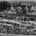 Disneyland, 1955.