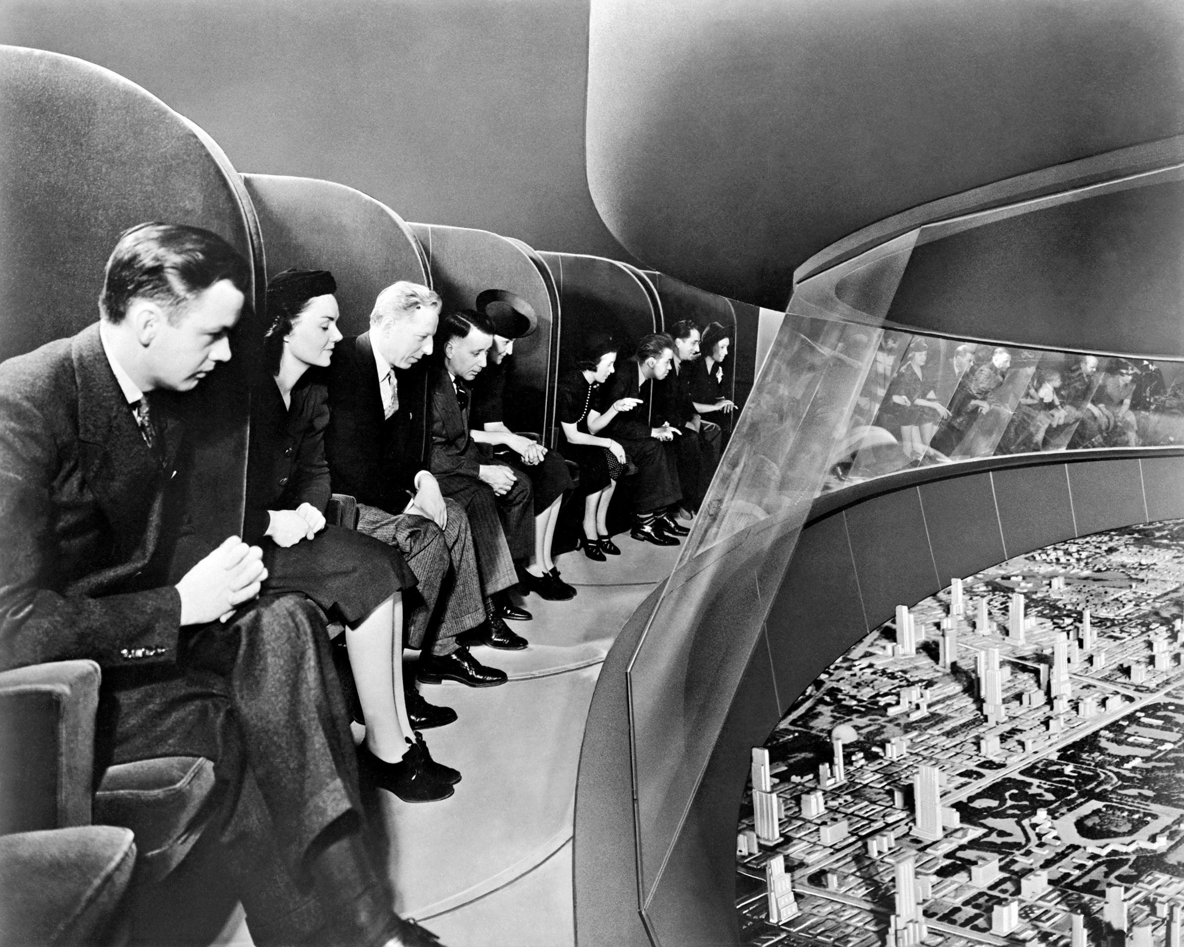 Futurama, 1939.