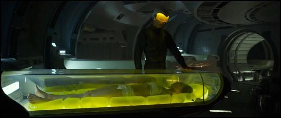 David keresi az emberiességet.<em>Prometheus</em>(Ridley Scott, 2012)