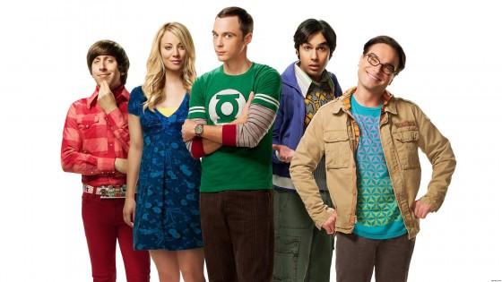 Az Agymenők című sorozat geek karakterei