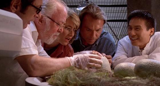 Jelenet a Jurassic Park című filmből
