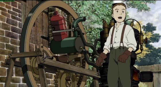 Alternatív múlt a Steamboy című animéban